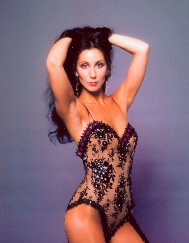 Cher Nackt. Fotografie - 6