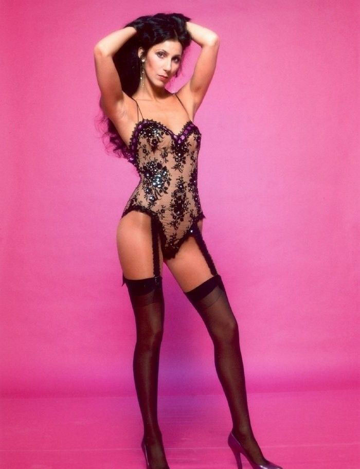 Cher Nackt. Fotografie - 7