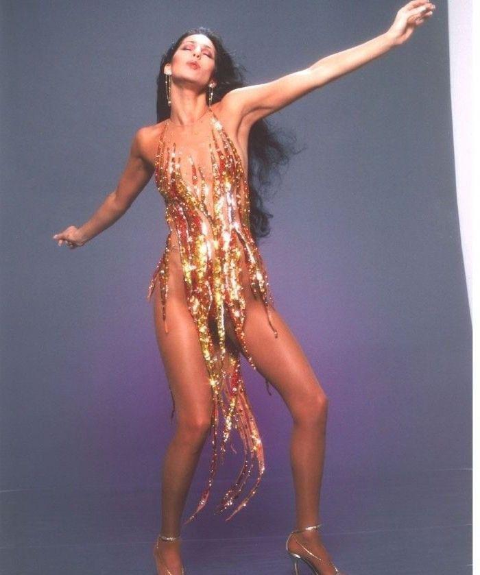 Cher Nackt. Fotografie - 8