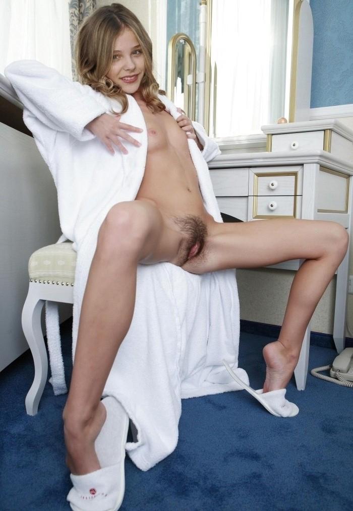 Хлоя Грейс Морец голая. Фото - 41