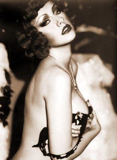 Кристина Агилера голая. Фото - 109