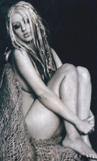 Кристина Агилера голая. Фото - 112