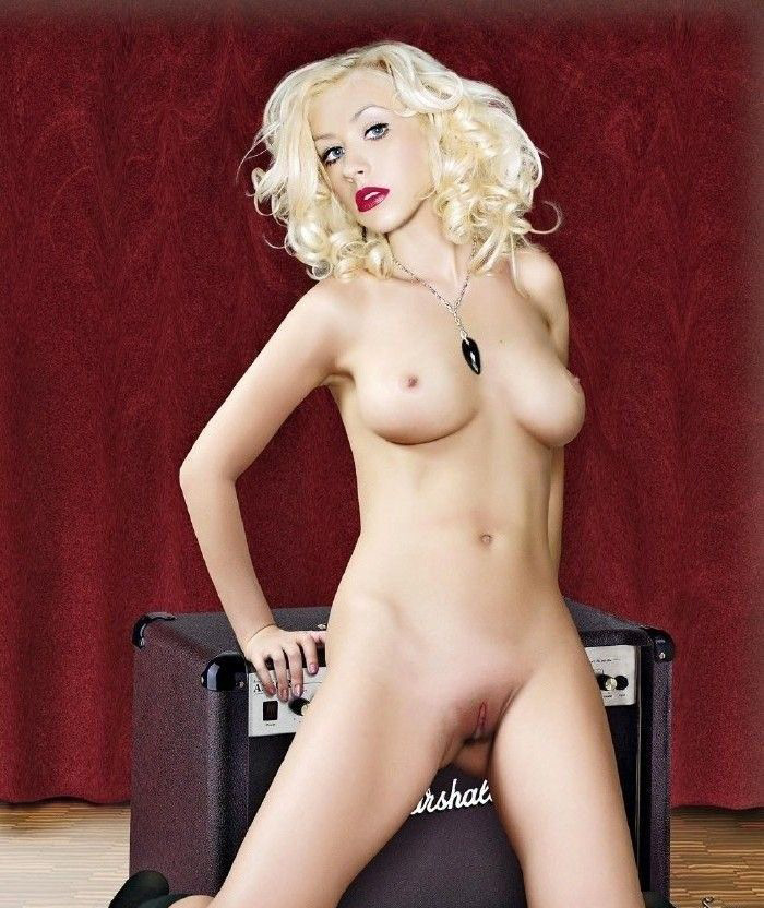 Hot porn christina aguilera photo 3