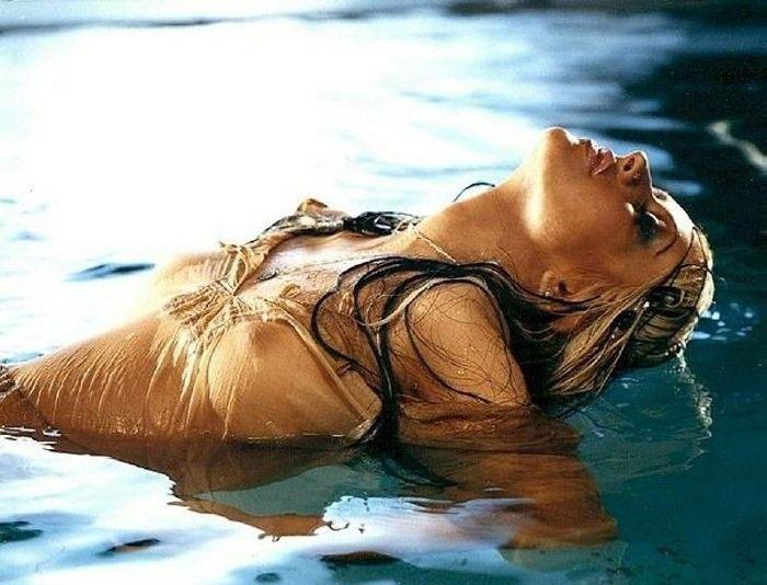 Кристина Агилера голая. Фото - 16
