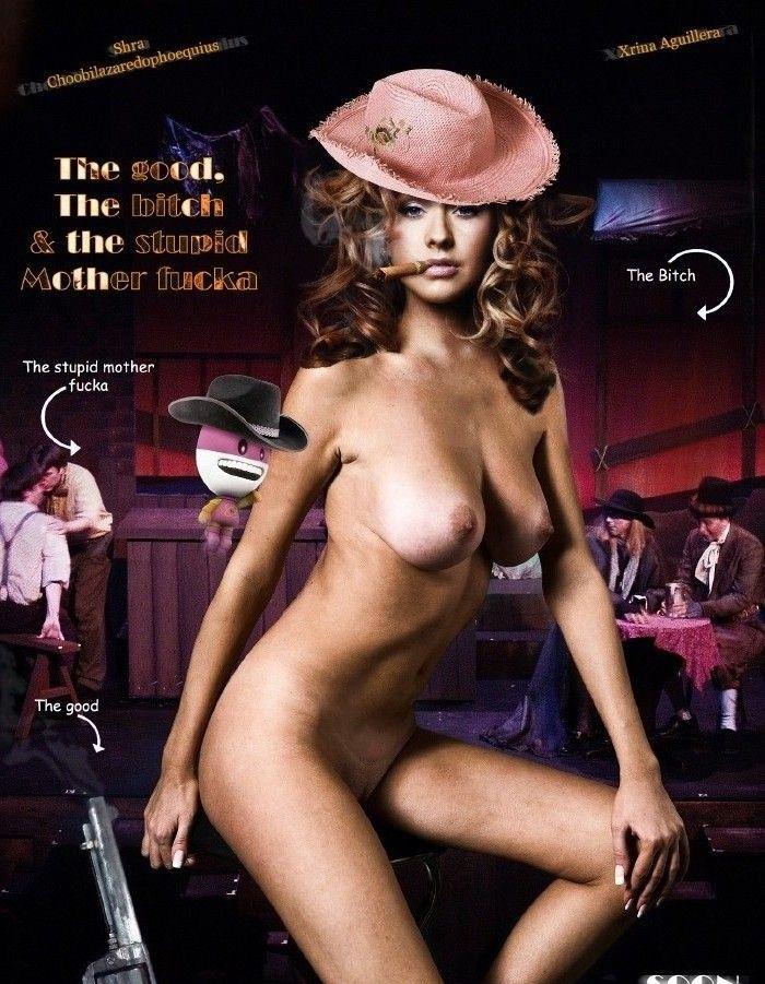 Кристина Агилера голая. Фото - 179