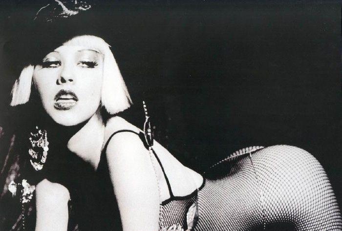 Кристина Агилера голая. Фото - 66