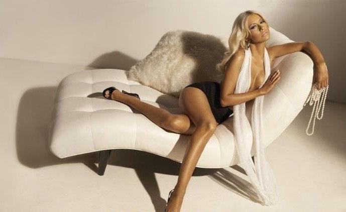 Кристина Агилера голая. Фото - 82