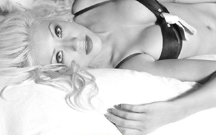 Кристина Агилера голая. Фото - 96
