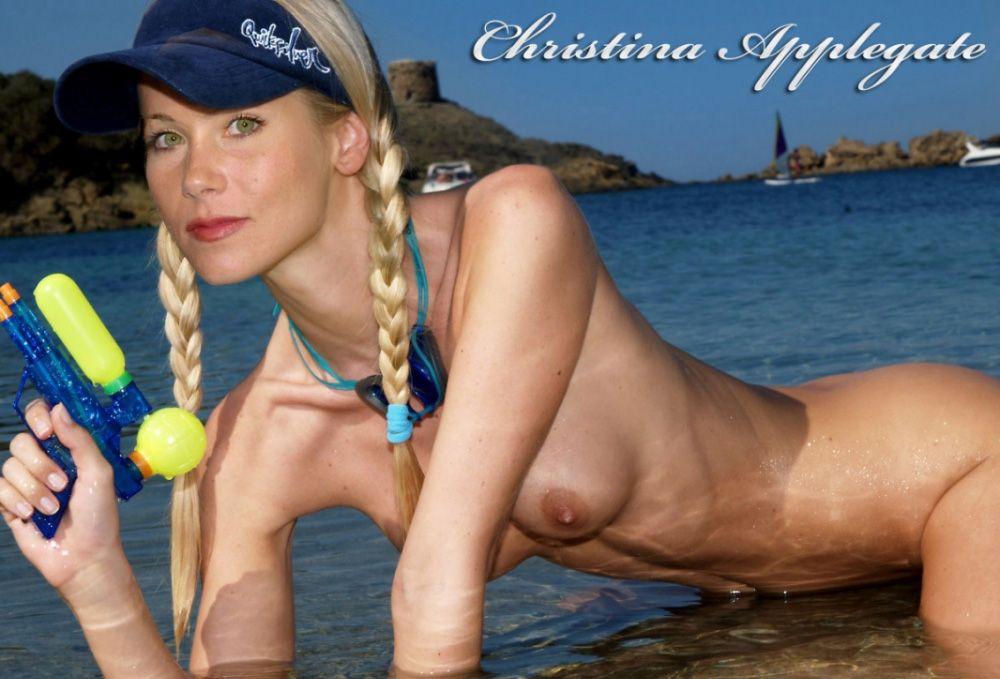 Christina Applegate Nackt. Fotografie - 190