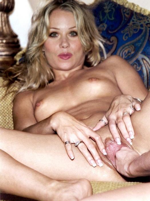 Christina applegate naked pics