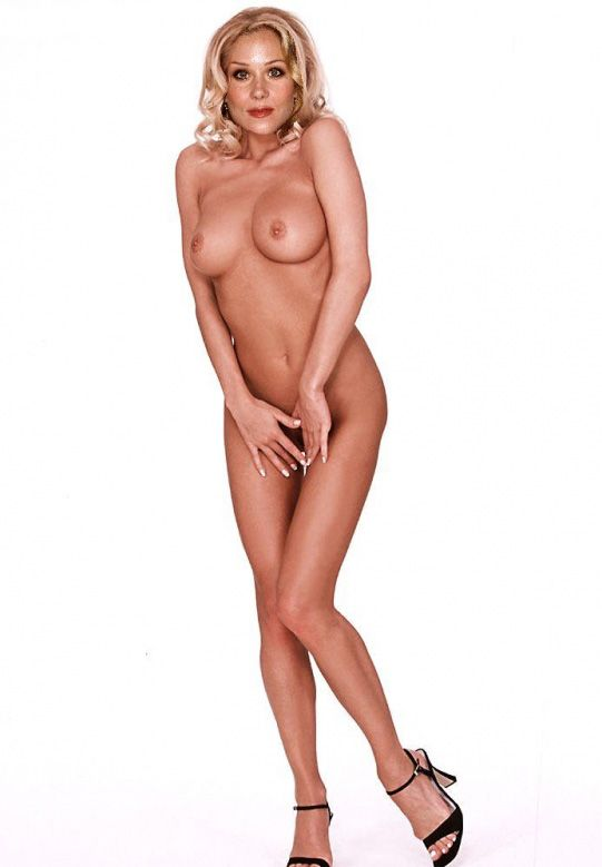 Christina Applegate Nackt. Fotografie - 213