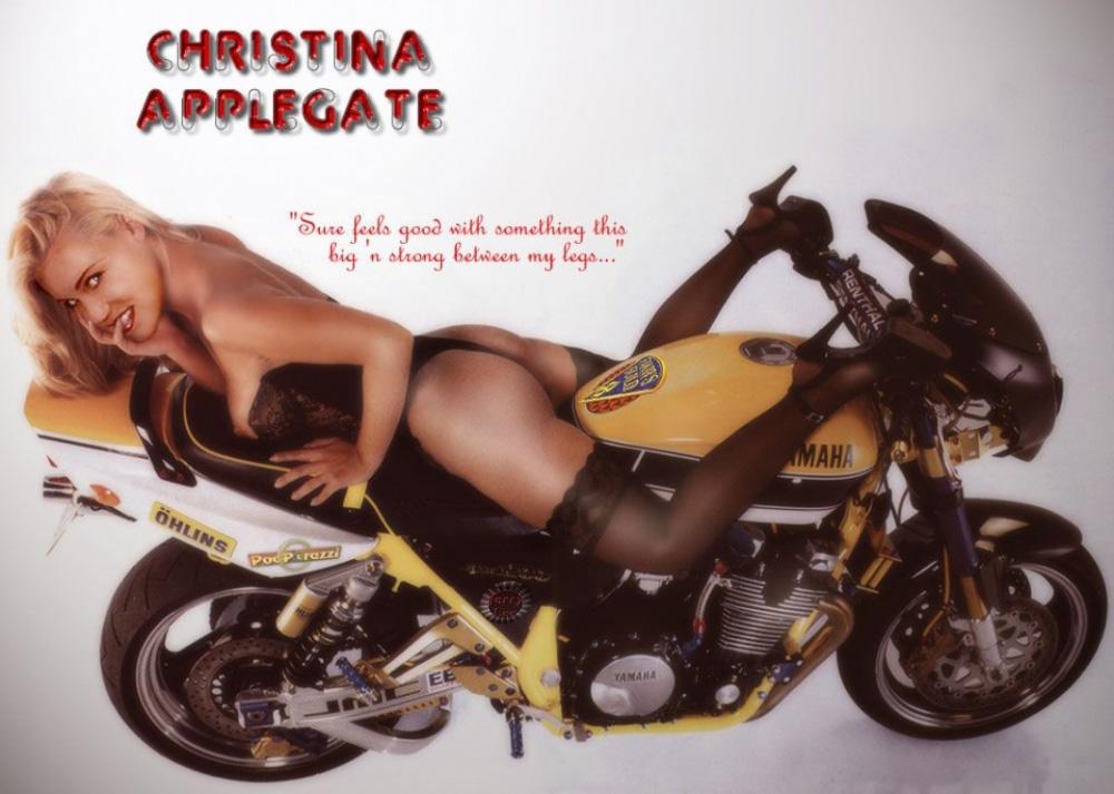 Christina Applegate Nackt. Fotografie - 249