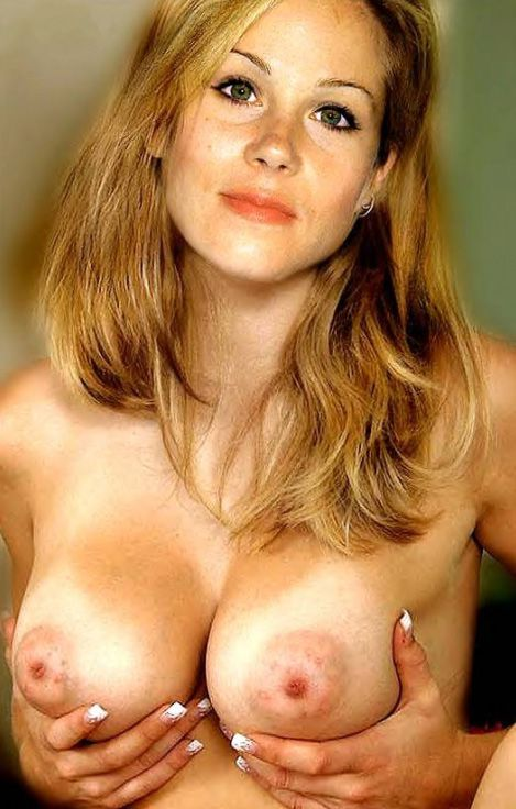 Christina Applegate Nackt. Fotografie - 275