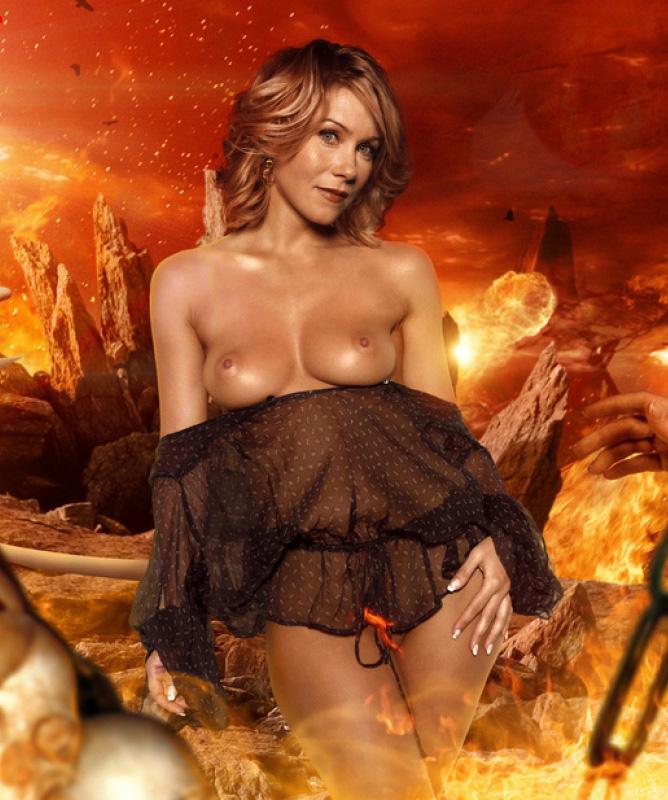 Christina Applegate Nackt. Fotografie - 280