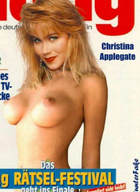 Christina Applegate Nackt. Fotografie - 31