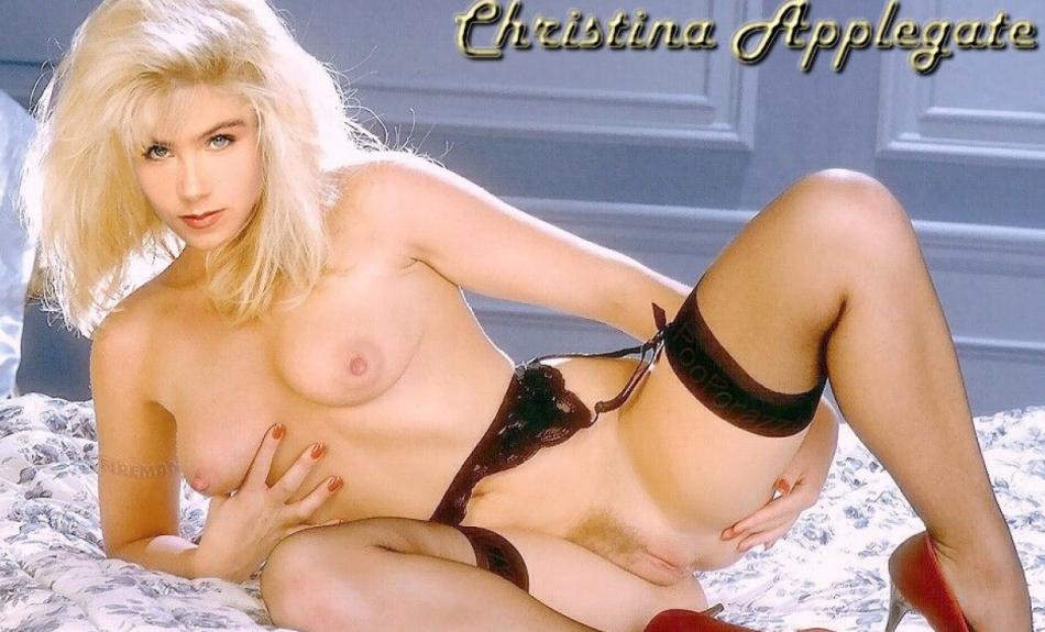 Christina applegate nude katey sagal fakes