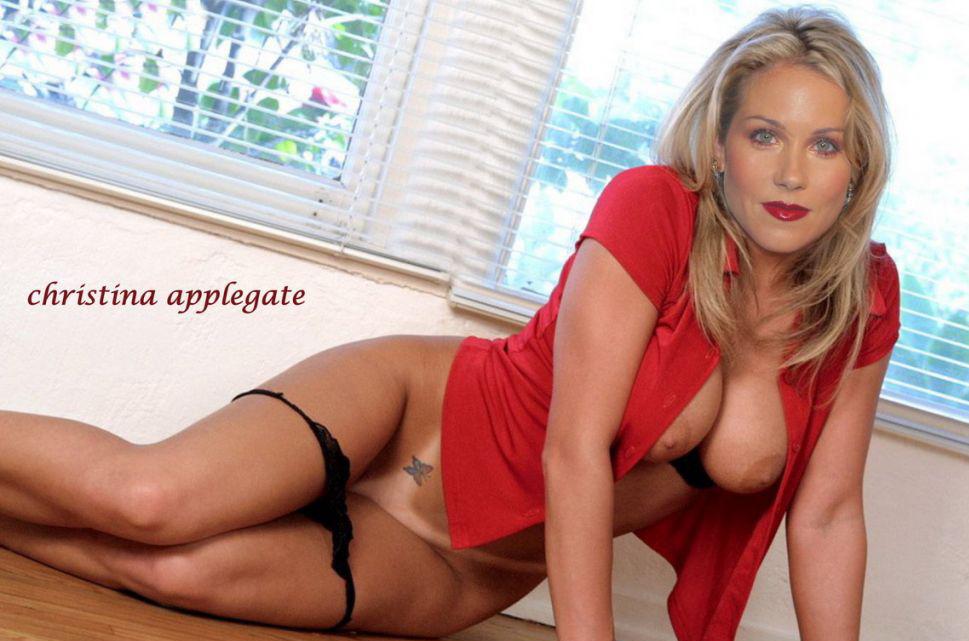 Christina Applegate Nackt. Fotografie - 98