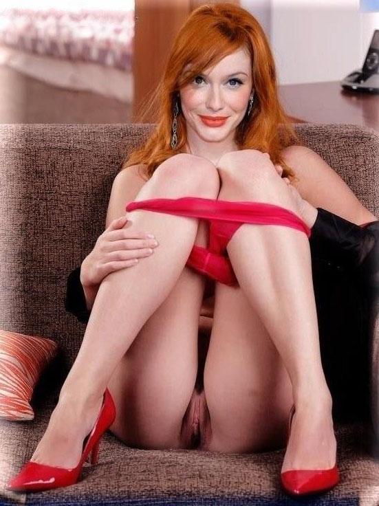 Кристина Хендрикс голая. Фото - 14