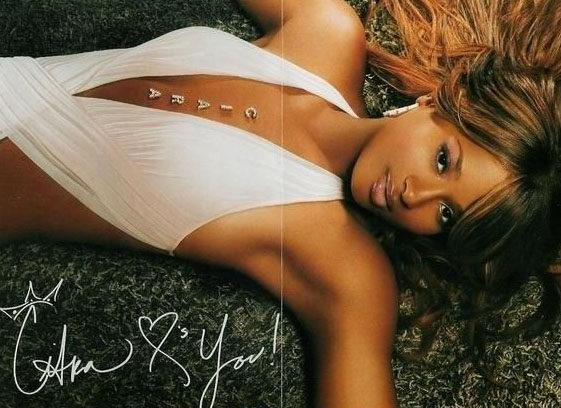 Ciara nude. Photo - 13