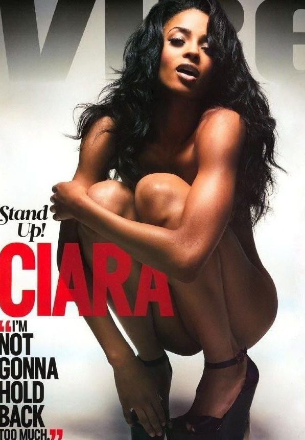 Ciara nude. Photo - 4