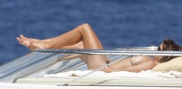Синди Кроуфорд голая. Фото - 1