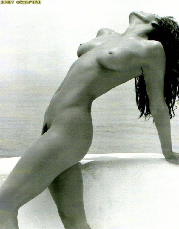 Синди Кроуфорд голая. Фото - 10