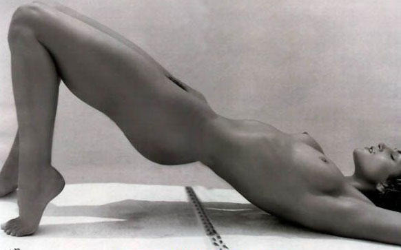 Синди Кроуфорд голая. Фото - 11