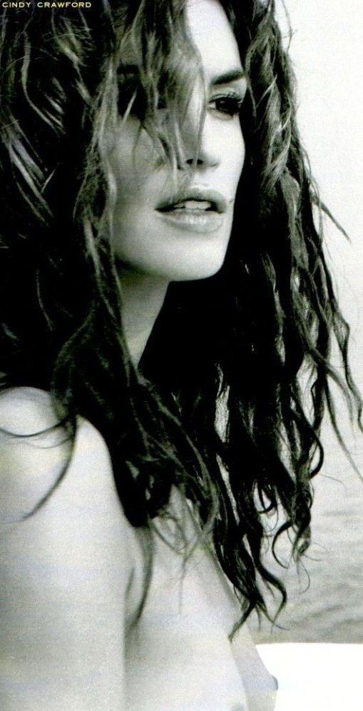 Синди Кроуфорд голая. Фото - 13