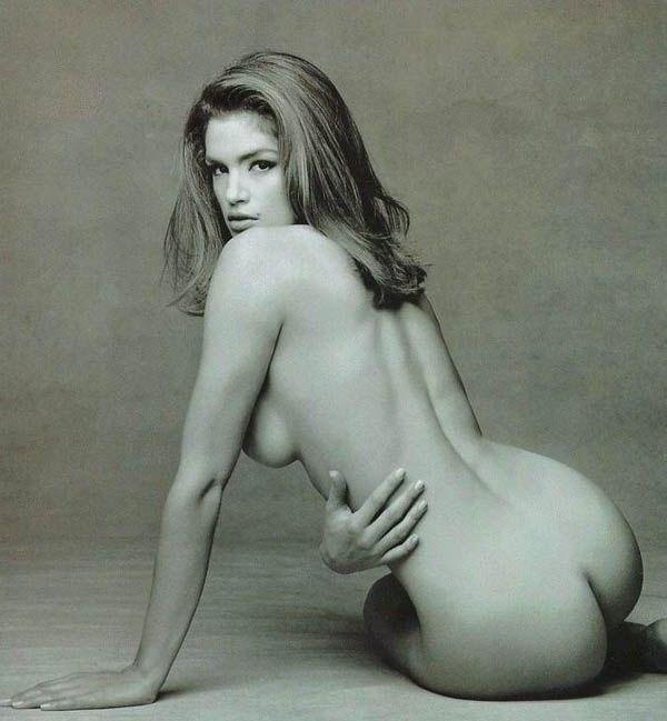 Синди Кроуфорд голая. Фото - 15