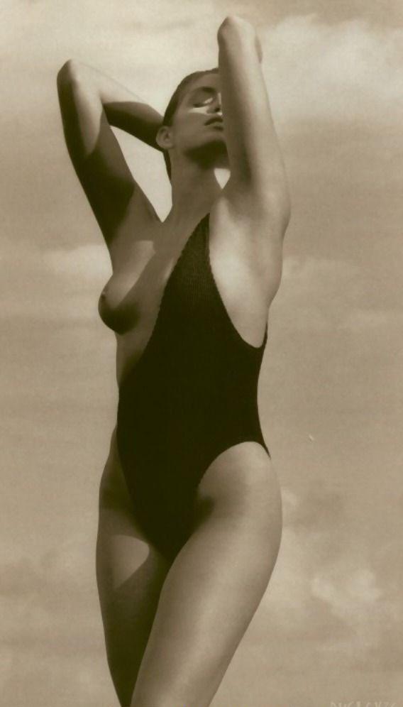Синди Кроуфорд голая. Фото - 22
