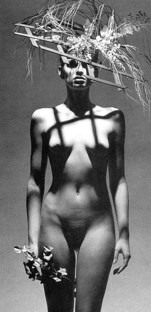 Синди Кроуфорд голая. Фото - 23