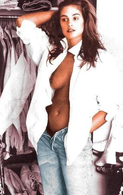 Синди Кроуфорд голая. Фото - 36