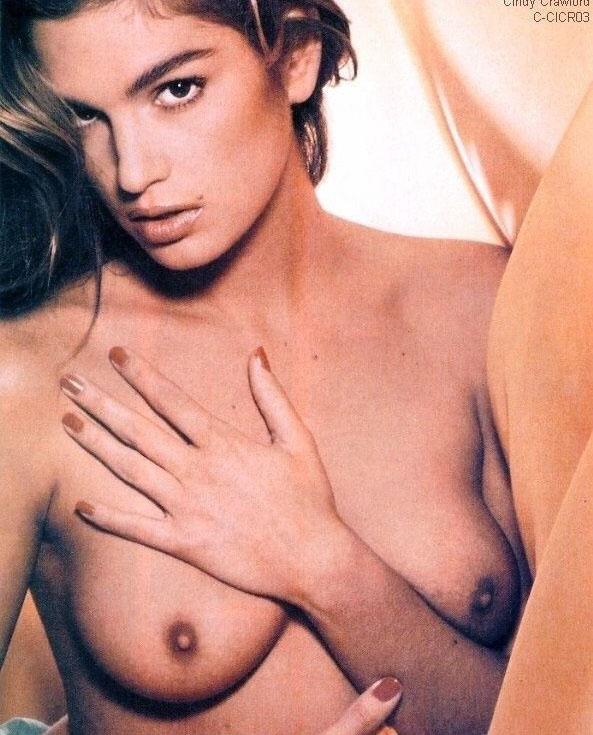 Синди Кроуфорд голая. Фото - 37