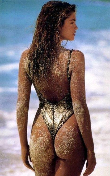 Синди Кроуфорд голая. Фото - 39