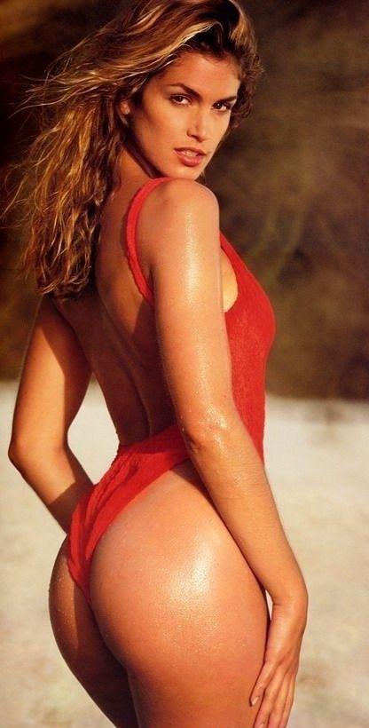 Синди Кроуфорд голая. Фото - 41