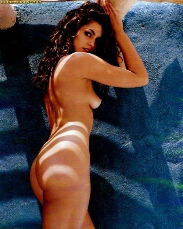Синди Кроуфорд голая. Фото - 6