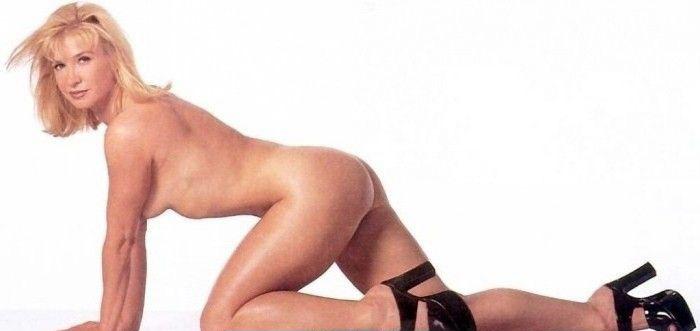 Синтия Ротрок голая. Фото - 11