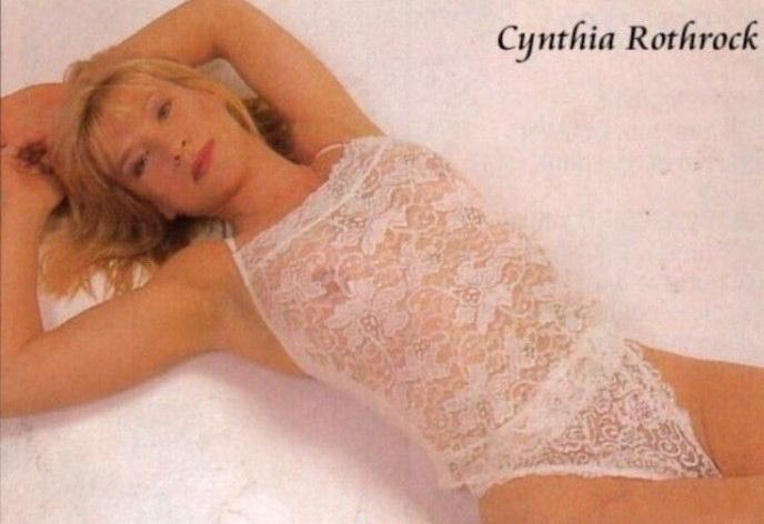 Синтия Ротрок голая. Фото - 6