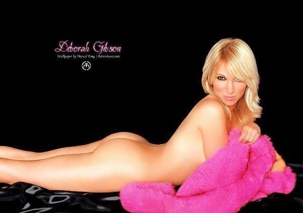 Дебби Гибсон голая. Фото - 1