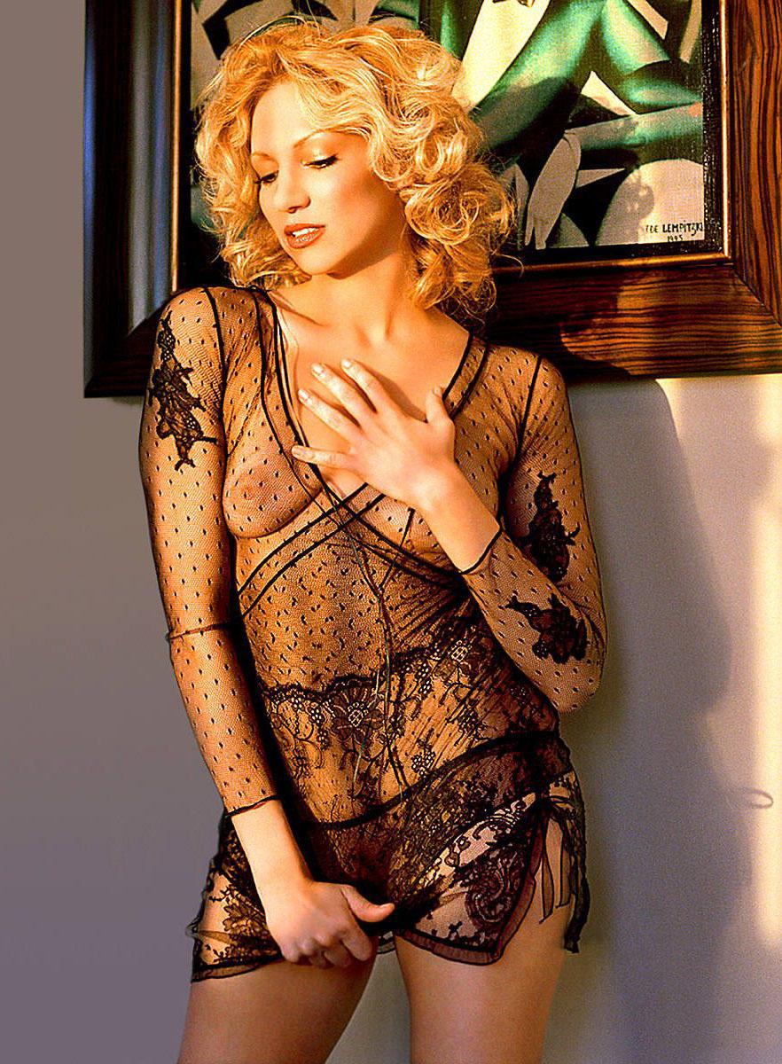 Дебби Гибсон голая. Фото - 8