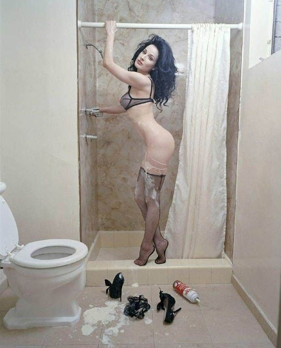 Dita Von Teese nude. Photo - 10