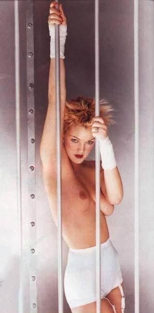 Drew Barrymore nude. Photo - 20