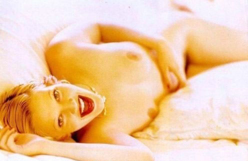 Drew Barrymore nude. Photo - 4