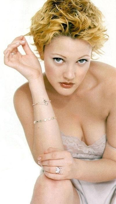 Drew Barrymore nude. Photo - 9