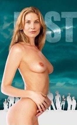 Элизабет Митчелл голая. Фото - 8
