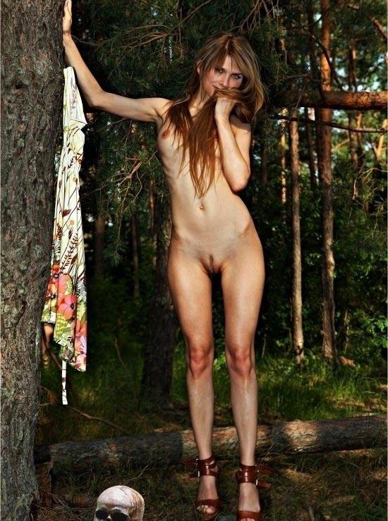 Эмили Дешанель голая. Фото - 3