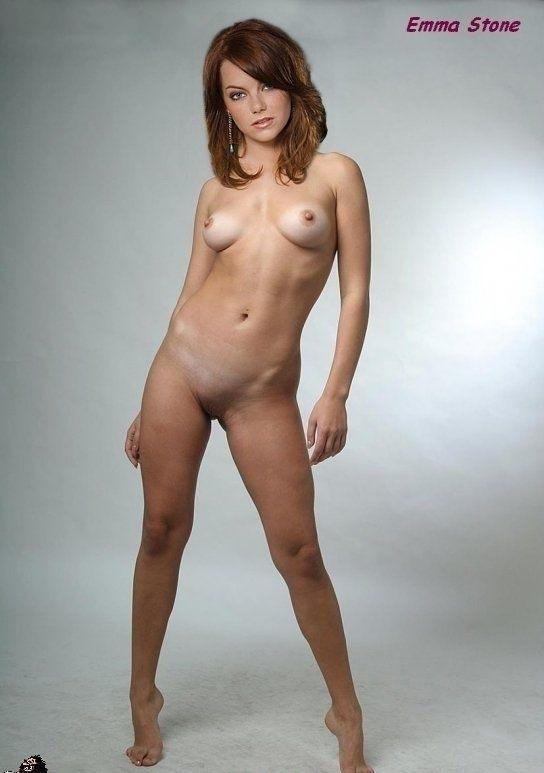 Эмма Стоун голая. Фото - 12