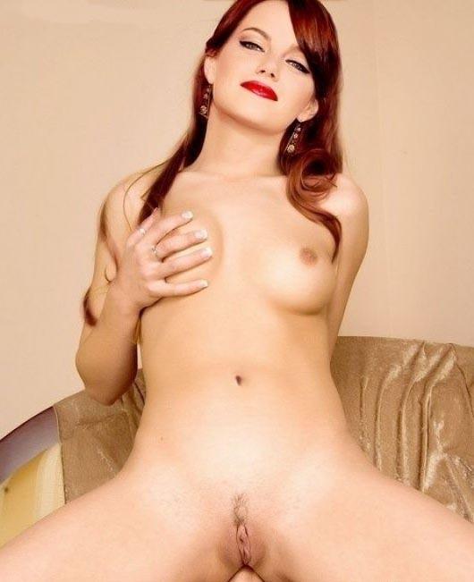 Эмма Стоун голая. Фото - 20