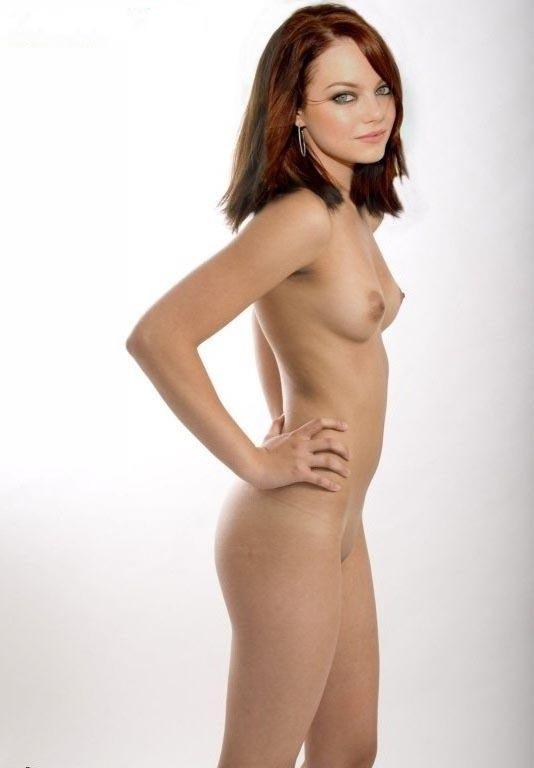 Эмма Стоун голая. Фото - 25