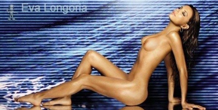 Ева Лонгория голая. Фото - 62